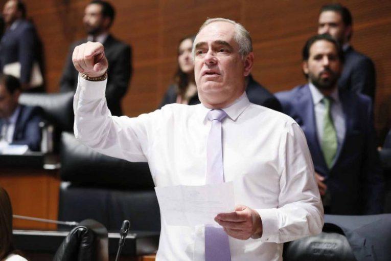 30 mdp anuales gasta en dos escoltas el gobernador de Veracruz: Julen Rementería
