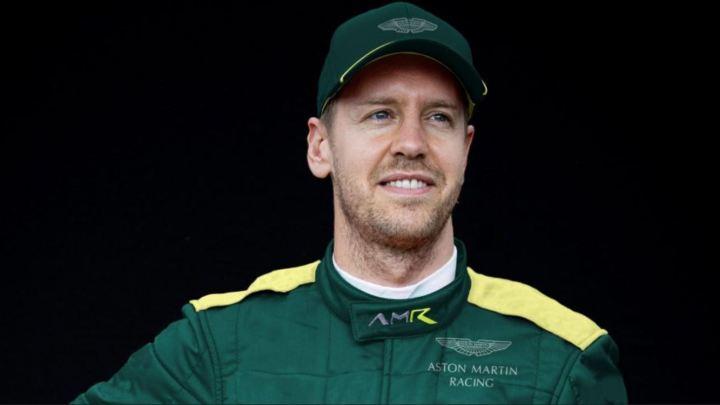 Aston Martin regresa a la F1 con Vettel como piloto