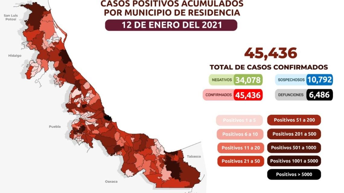 COMUNICADO | Estrategia Estatal contra el coronavirus 12/01/2021