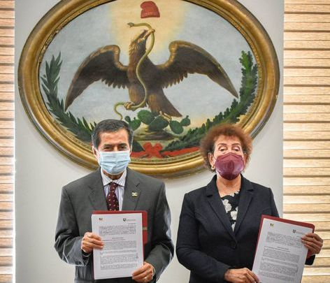 Se realizó la firma del convenio con el Poder Judicial del Estado de Veracruz y la Universidad de Xalapa