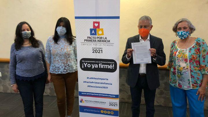 Arias Lovillo, apoya los Derechos Humanos de la Niñez.