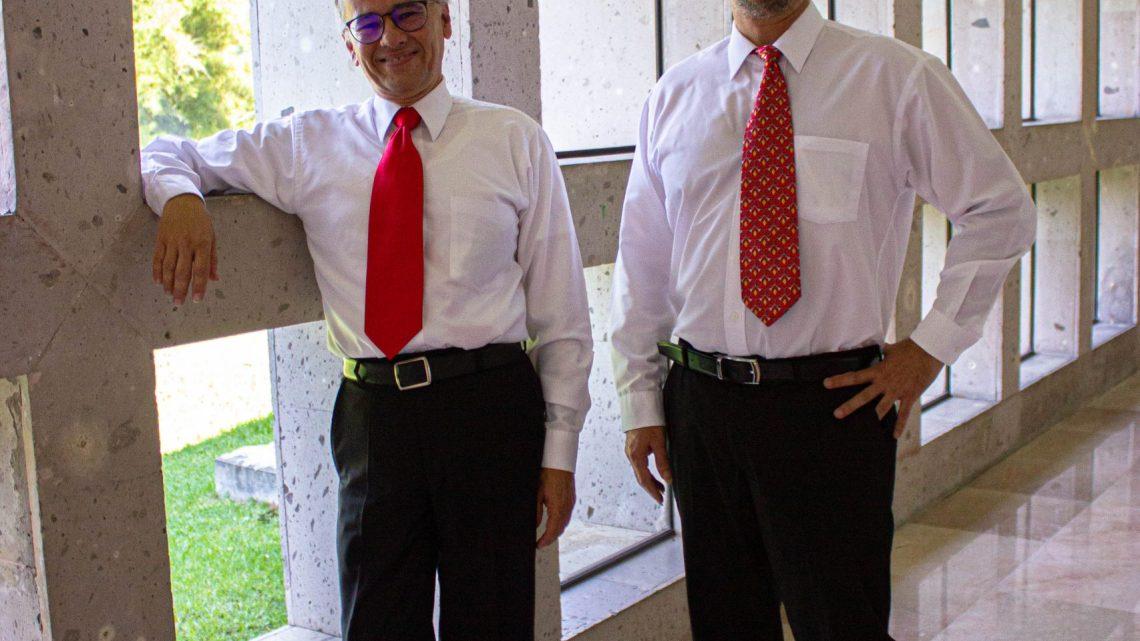 Concierto presencial de Roberto Aguirre y Alfredo Sánchez en el Museo de Antropología de Xalapa