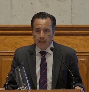 En Veracruz se acabó la mapachada: García Jiménez