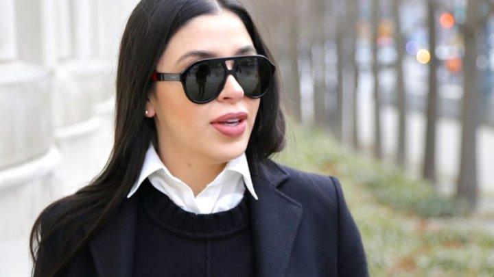 """Emma Coronel, esposa del """"Chapo"""" Guzmán se declaró culpable de narcotráfico en Estados Unidos"""