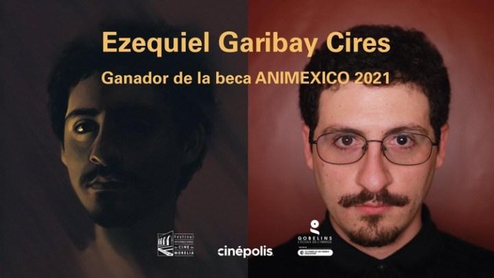 Ezequiel Garibay gana la beca de cine patrocinada por Del Toro