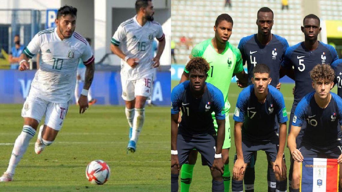 México vs Francia: ¿Cuándo y dónde ver el debut en Juegos Olímpicos Tokio 2020?