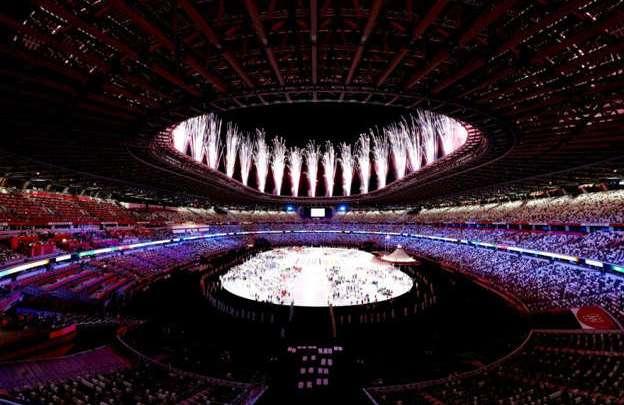 Magna inauguración de los Juegos Olímpicos Tokio 2020