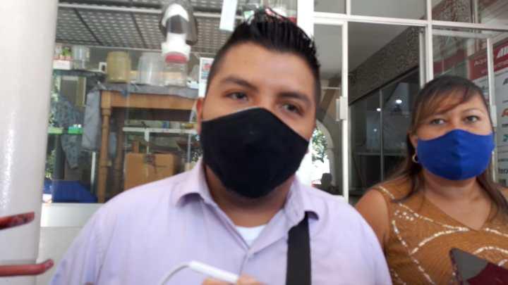 Vecinos de la Colonia Barrio la Palma de Xalapa, demandan seguridad