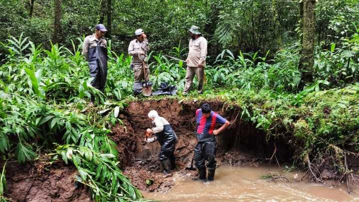 Se registra fuga en la Presa Xocoyolapa: CMAS