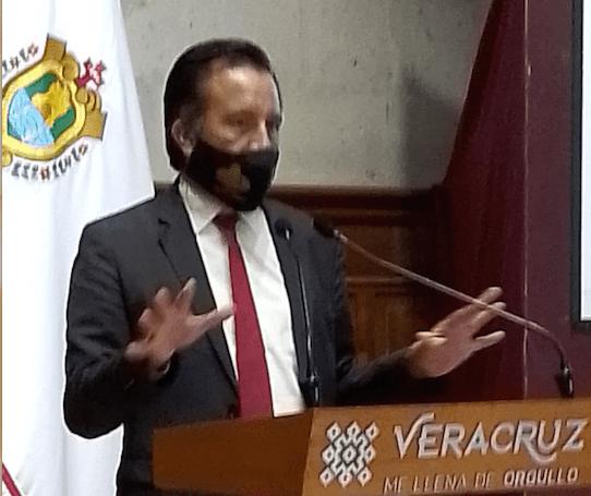 Veracruz tiene finanzas sanas: Cuitláhuac García