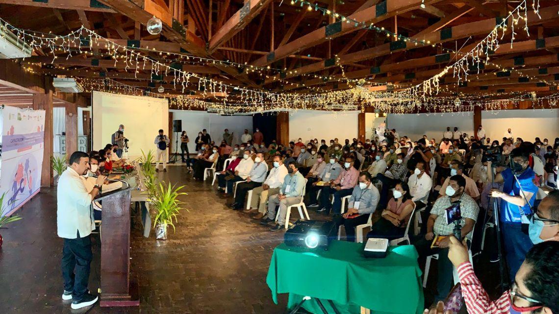 Concluyeron las jornadas de capacitación a autoridades electas de los 212 municipios