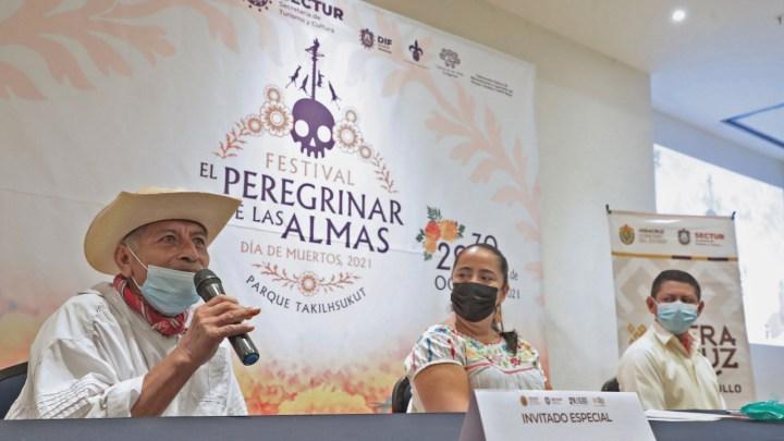 Presenta SECTUR el festival de Día de Muertos en el Parque Takilhsukut
