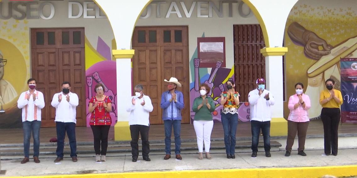 Inauguran en Otatitlán el Museo del Sotavento