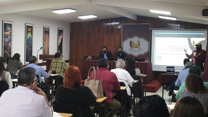 Iniciará la UX Diplomado en Desarrollo Municipal