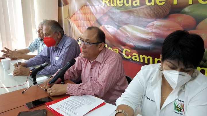 Para el Gobierno Federal el campo no es prioridad: UGOCP