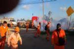 Minimiza López Obrador la represión en Dos Bocas