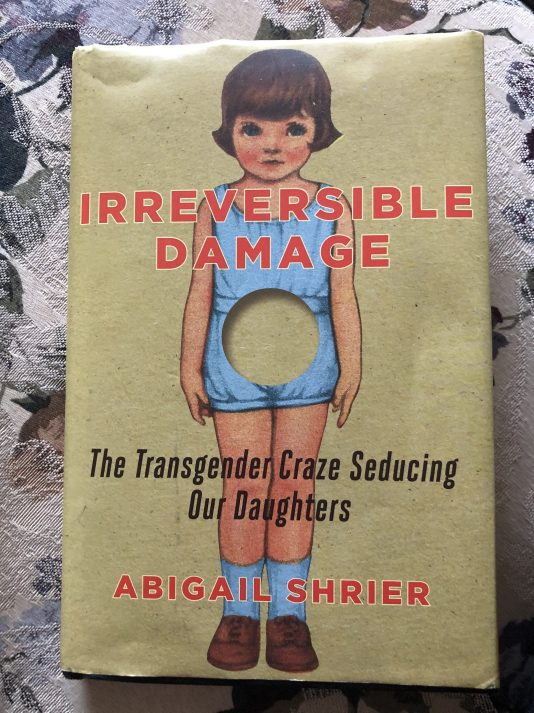 Irreversible Damage Book Review