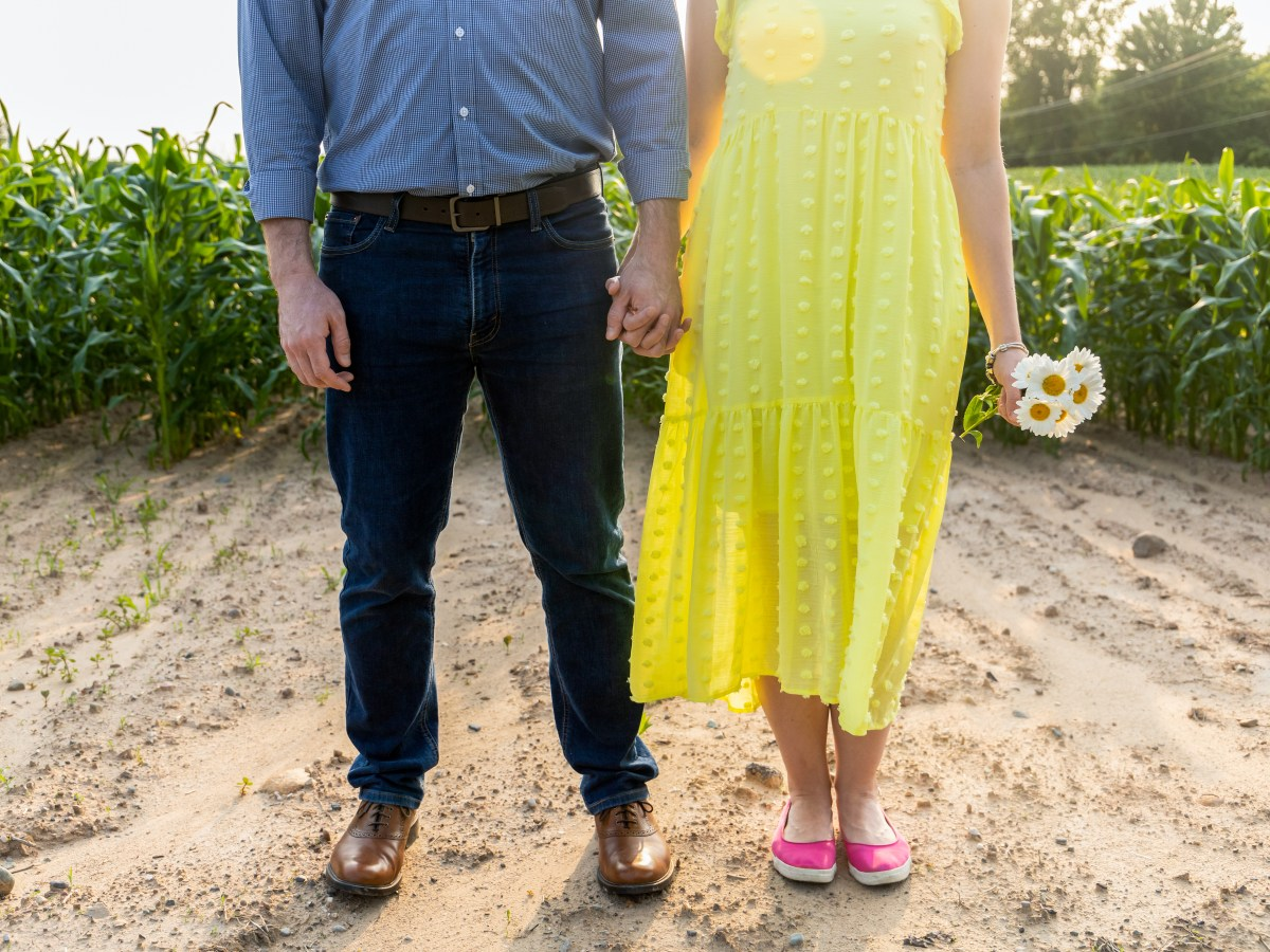 What convinced me to get married young