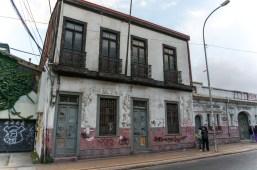 In Vina Del Mar, graffiti is just graffiti