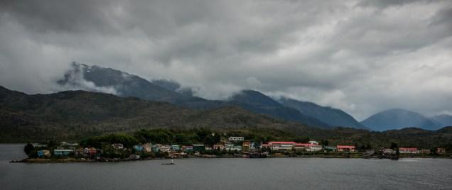 Puerto Eden.