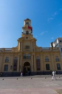 Palacio de la Real de la Audencia (was the supreme court)