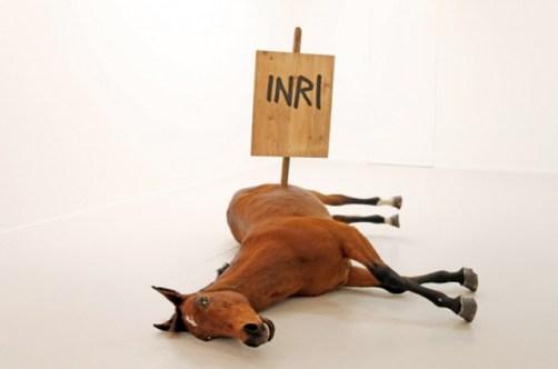 deadhorse (Maurizio Cattelan)