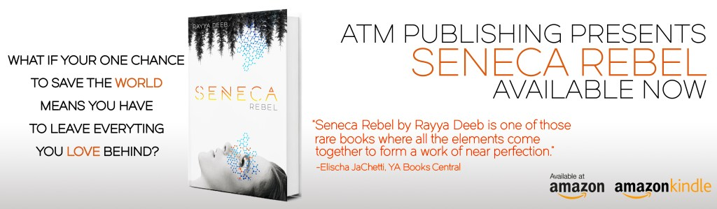 Seneca Rebel promo for ATM