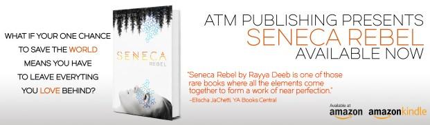 Seneca Rebel promo for ATM