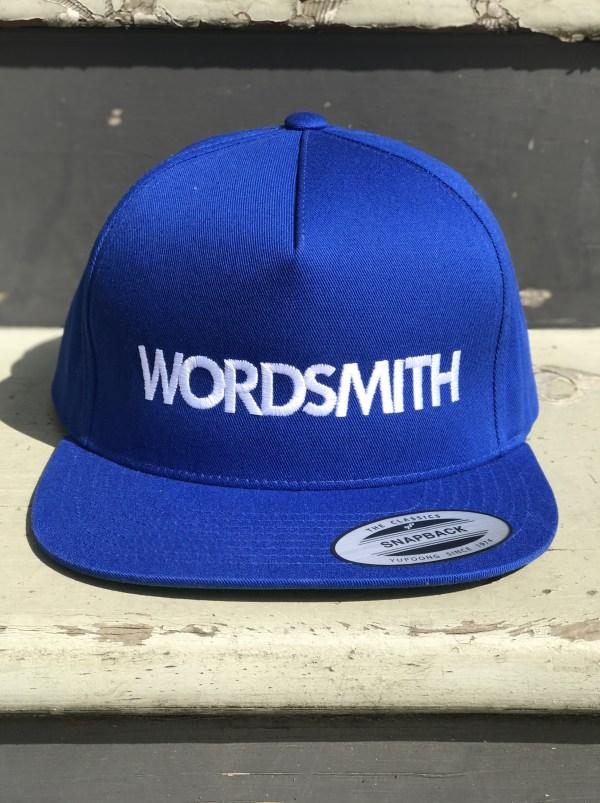 WORDSMITH-Blue front main