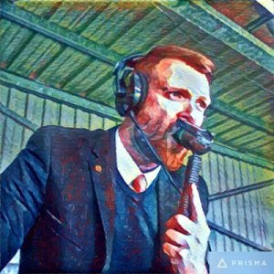 Callum Williams announcer for Minnesota United FC