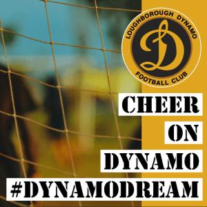 cheer on Dynamo Dream