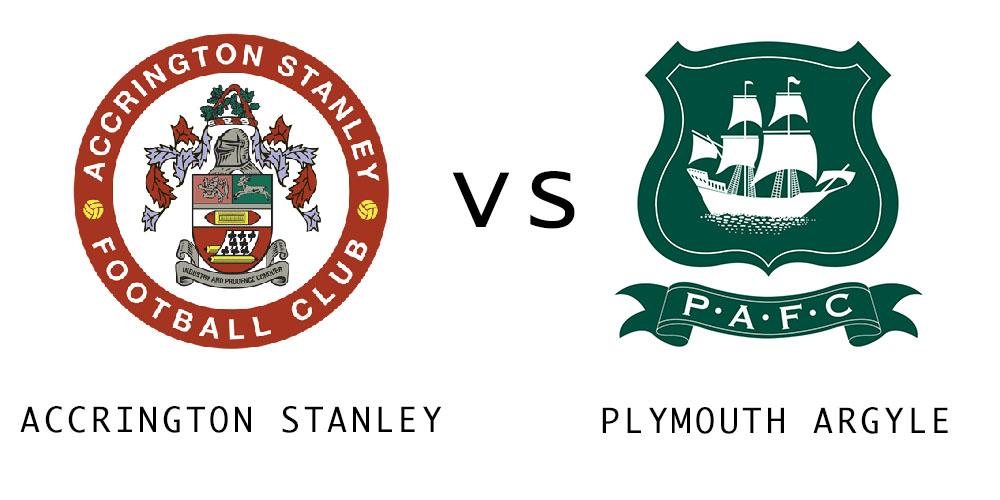 Accrington Stanley vs Plymouth Argyle