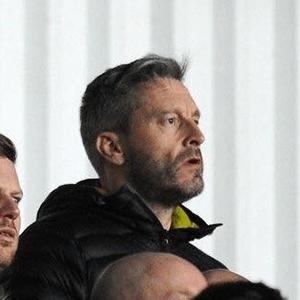David Hall, Blackburn Rovers fan at the game