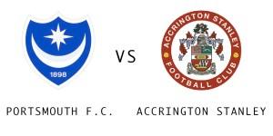 Portsmouth F.C. vs Accrington Stanley