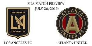 Los Angeles FC vs Atlanta United