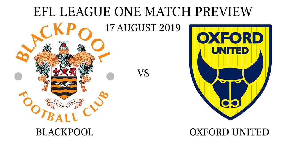 Blackpool vs Oxford United