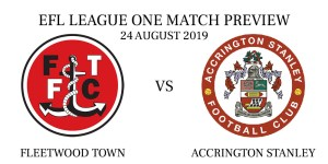 Fleetwood Town vs Accrington Stanley