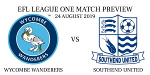Wycombe Wanderers vs Southend United