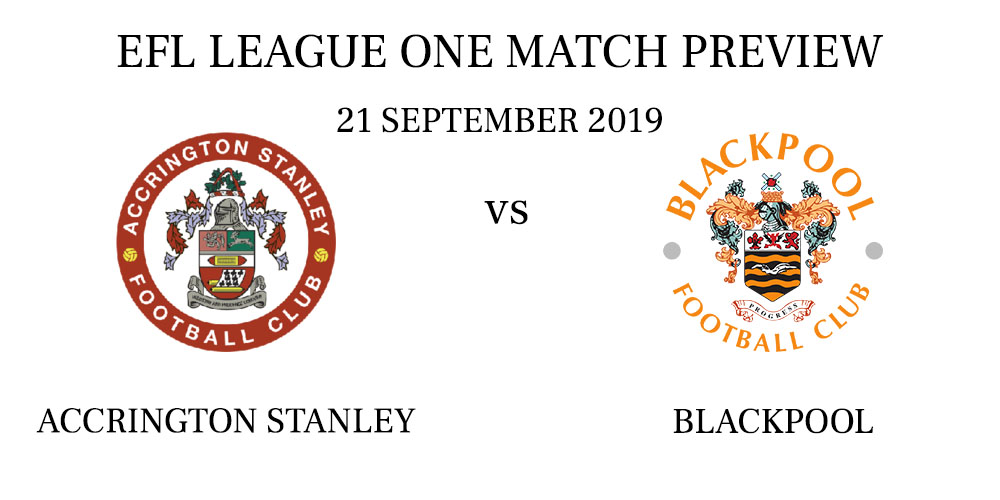 Accrington Stanley vs Blackpool