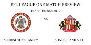 Accrington Stanley vs Sunderland A.F.C.