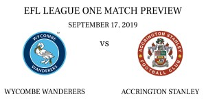 Wycombe Wanderers vs Accrington Stanley