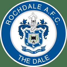 Rochdale A.F.C. logo