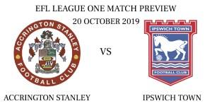 Accrington Stanley vs Ipswich Town