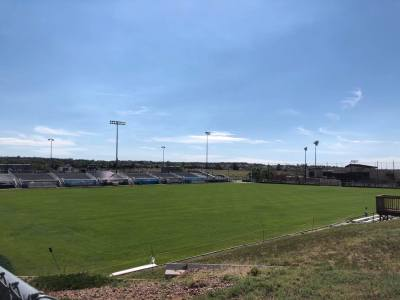 Colorado Springs Switchbacks stadium