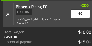 Phoenix Rising Payout