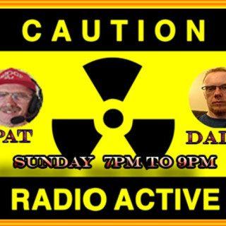 Radio Active Podcast logo