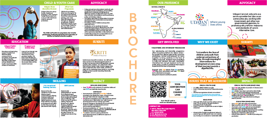 Udayan Care Brochure