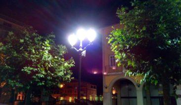 Plaza del concello de A Pontenova