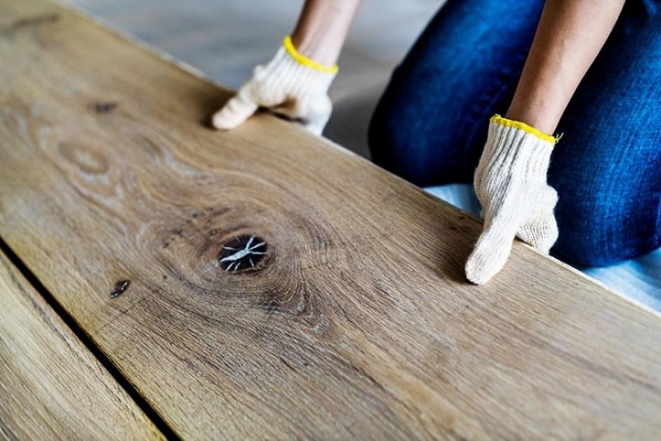 perbaikan kayu epoksi