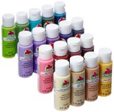 acrylic paint packaging barrel acrylic paints
